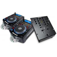 DJ SET 2x NDX500 a M2 Black